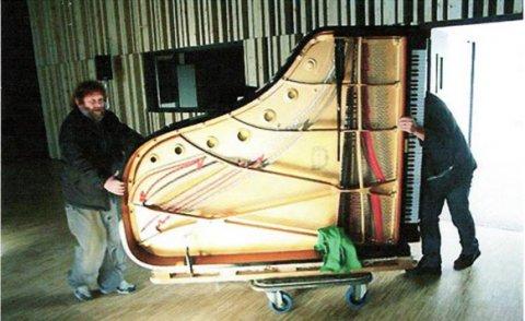 Devis pour transport de piano Saint-Grégoire